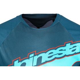 Alpinestars Crest 3/4 Jersey Herre poseidon blue/atoll blue